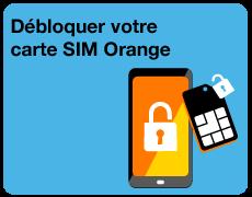 Débloquer votre carte SIM