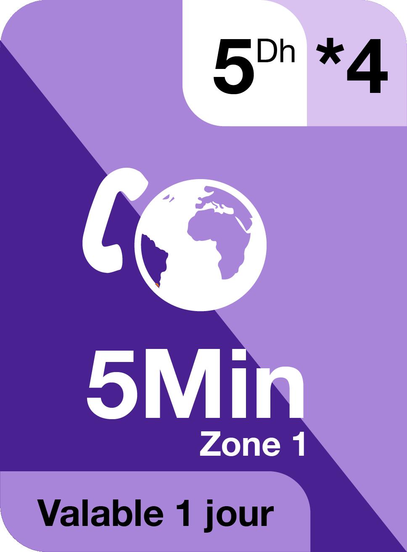 5 Min Zone1