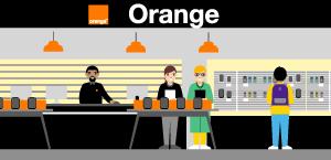Trouver une agence Orange