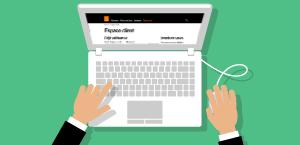 Payer vos factures avec votre carte bancaire en toute sécurité en vous connectant sur le site web.