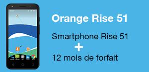 Orange Rise 51